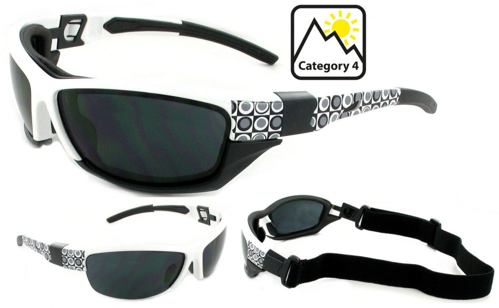 Evolution Elan (Circles) Category 4 - Combination Sunglass & Goggle