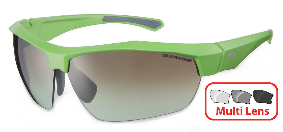 Sunwise Shipley (Green) 4 Lens Interchangeable Set