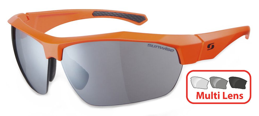 Sunwise Shipley (Orange) 4 Lens Interchangeable Set