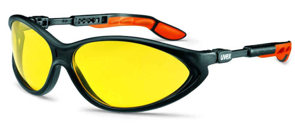 UVEX-Cybric-Yellow