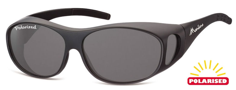 Montana - FO1G Over Glass (Medium-Large) Black-Grey