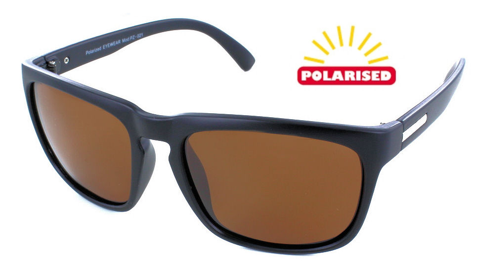 Kost-Eyewear-PZ-021-Brown-polarised-sunglasses