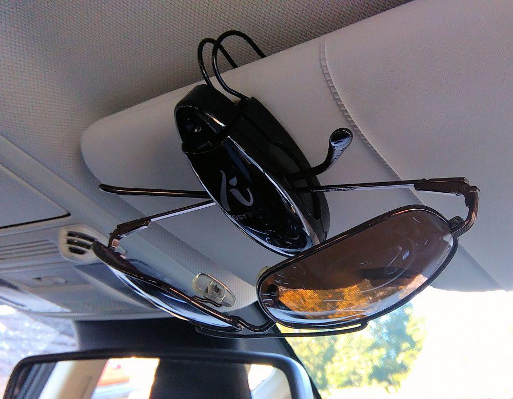 Sunglasses Visor Clip