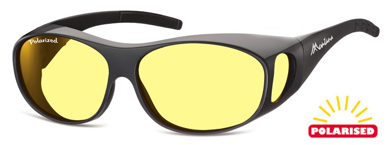 Montana - FO1I Over Glass (Medium-Large) Black-Yellow