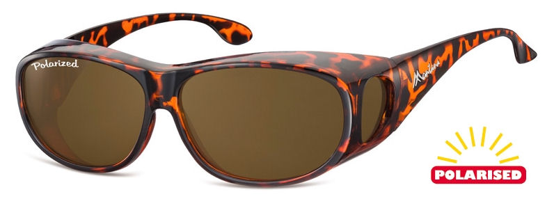Montana - FO3A Over Glass (Medium) Tortoise-Brown