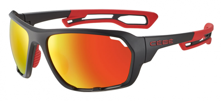 CEBE Upshift (Black-Red)