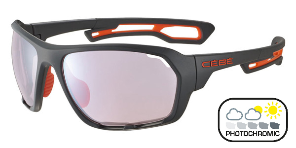 CEBE Upshift (Grey-Orange) Photochromic