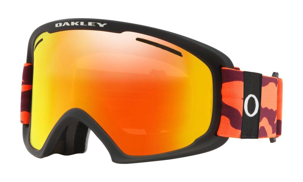 Oakley O Frame 2.0 Pro XL black-neon-orange-camo-fire-iridium-71120500