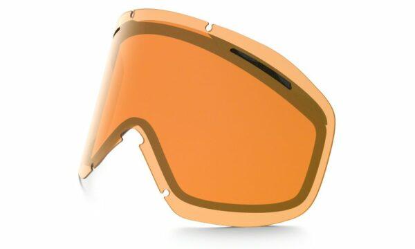 Oakley O Frame persimmon lens