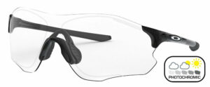 Oakley EVZero Path - polished black- photochromic