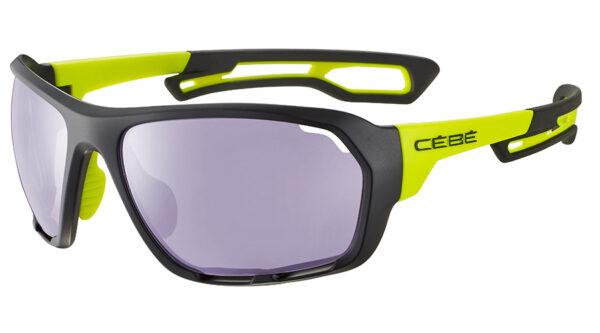 Cebe Upshift - black lime - rose sensor silver - CBS159