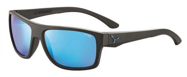 Cebe Empire prescription sunglasses - Matte black