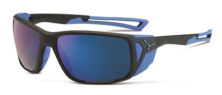Cebe Proguide prescription sunglasses - black blue