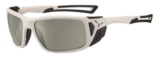 Cebe Proguide prescription sunglasses - white black