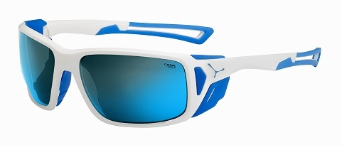 Cebe Proguide prescription sunglasses - white blue