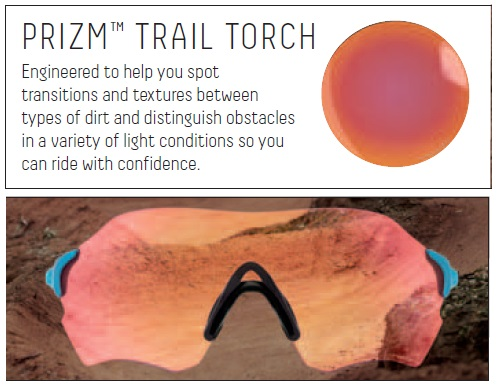 Oakley Prizm Trail Torch