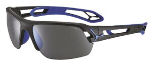 Cebe S'track - matte black blue- zone polarised grey - cbstm17