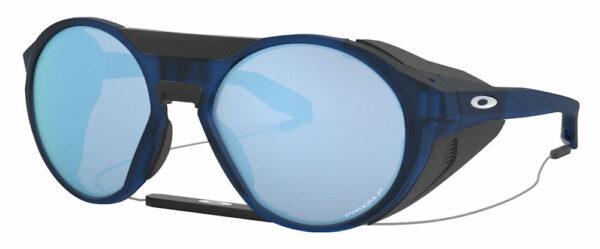 Oakley-Clifden-matte-blue-prizm-deep-h2o-polarised-sunglasses