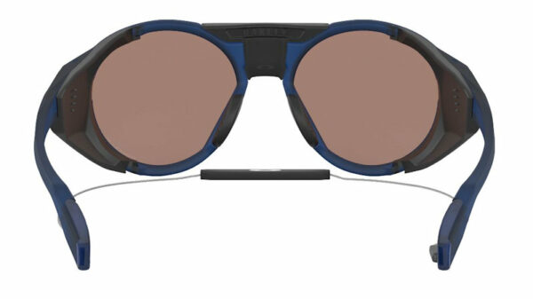 Oakley-Clifden-matte-blue-prizm-deep-h2o-polarised-sunglasses - back view