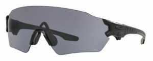 Oakley Tombstone Spoil - Black - Grey - 932804 - safety sunglasses