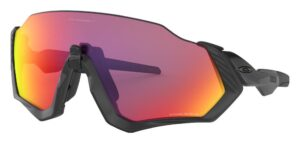 Oakley Flight Jacket - Matte Black - Prizm Road - 940101