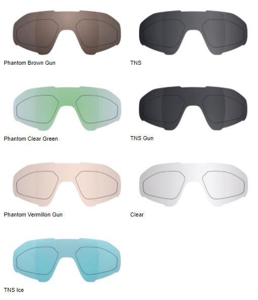 Bolle prescription lens options - shifter
