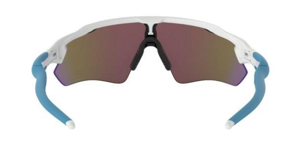 Oakley-Radar-EV-Path-white-prizm-sapphire-920857-back