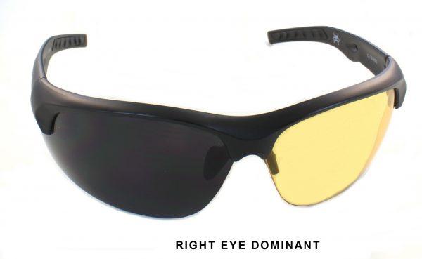 Evolution Strike EDK Right Eye Dominant yellow
