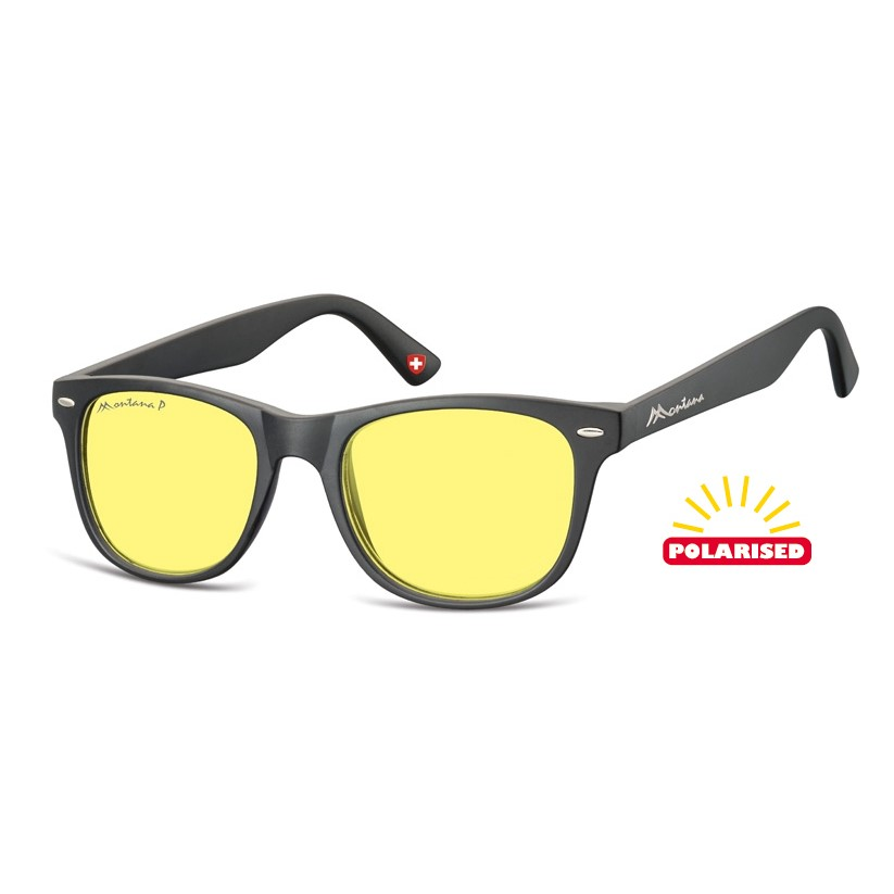Yellow lens glasses – can they help when driving at night?