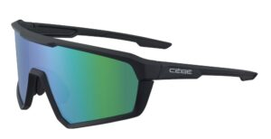 Cebe ASPHALT CBS209 Matt Black - Zone Grey Green