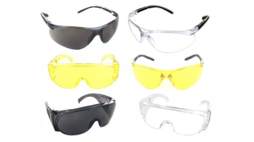 Evolution Safety Eyewear