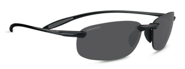 Serengeti Nuvola 7359 shiny Black PHD 2 polarised CPG