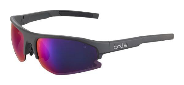 Bolle BOLT 2.0 BS003004 - Titanium Matte - Volt+ Ultraviolet Polarized