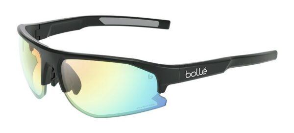 Bolle BOLT 2.0 BS003006 - Black Matte - Phantom Clear Green Photochromic
