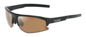 Bolle BOLT 2.0 BS003009 - Black Matte - Phantom Brown Gun Photochromic