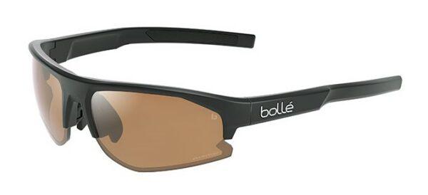 Bolle BOLT 2.0 S BS004007 - Black Matte - Phantom Brown Gun Photochromic - left