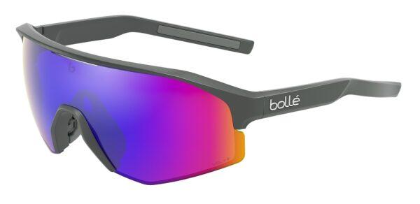 Bolle LIGHTSHIFTER XL BS014004 - Titanium Matte - Volt+ Ultraviolet Polarized