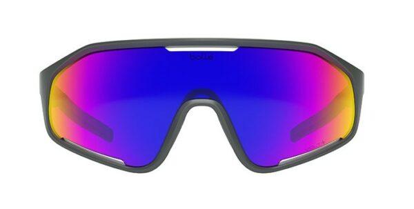 Bolle SHIFTER BS010001 - Titanium Matte - Volt + Ultraviolet Polarized - front