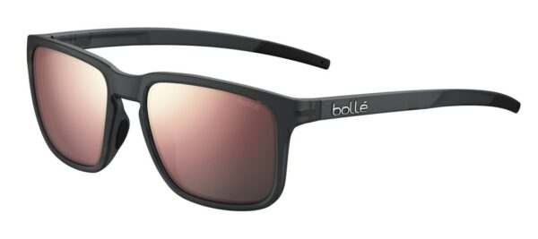 Bolle - SCORE - BS031003 - Black Crystal Matte - Brown Pink Polarized