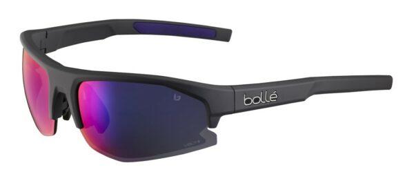 Bolle BOLT 2.0 S BS004002 - Titanium Matte - Volt+ Ultraviolet Polarized - LEFTSIDE