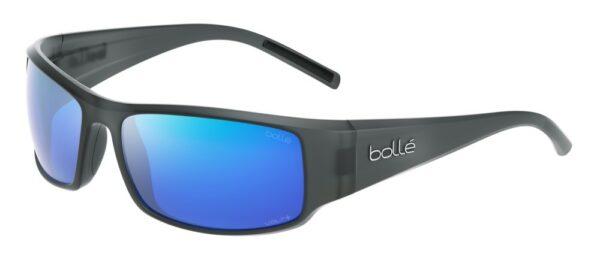 Bolle King BS026003 - Black Crystal Matte - Volt+ Offshore Polarized