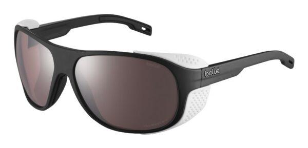 Bolle - 12564 - GRAPHITE - Black White Matte - Phantom Black Gun Photochromic