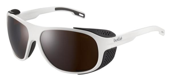 Bolle - 12565 - GRAPHITE - White Black Matte - Bolle 100 Gun - category 4