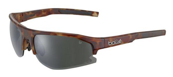 Bolle - BOLT 2.0 - BS003003 - Tortoise Matte - Volt+ Gun Polarized - LEFTSIDE